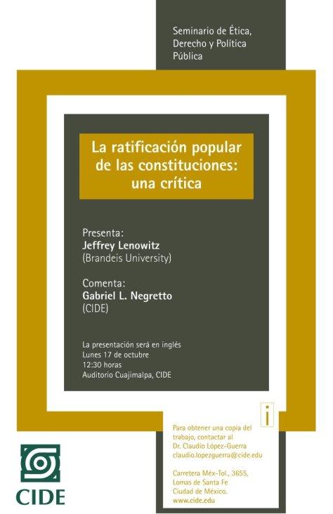 ratifiacion