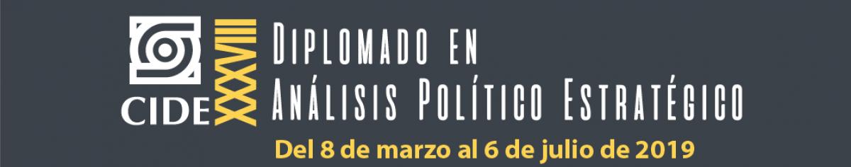 División de Estudios Políticos CIDE